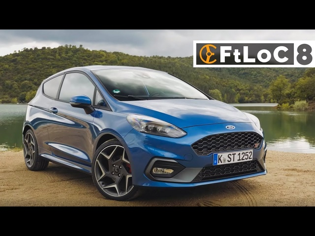 FtLoC 8: Comparing Mk1 Focus RS and NEW Fiesta ST - Carfection