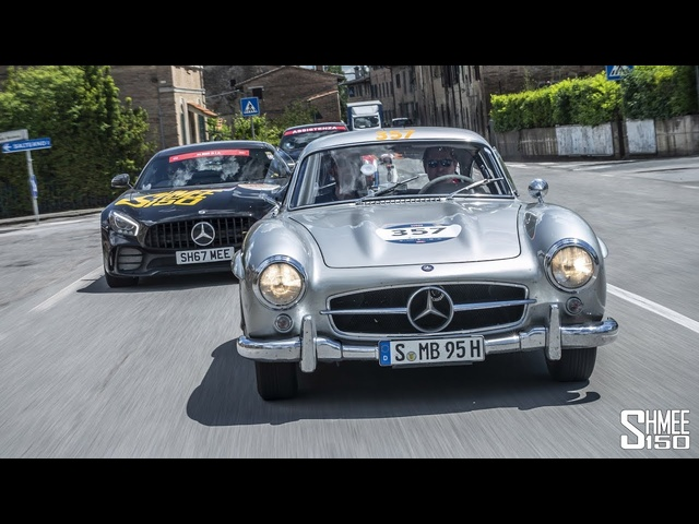 1,000 Miles in the <em>Mercedes</em> 300SL - My Mille Miglia | 2018 AFTERMOVIE