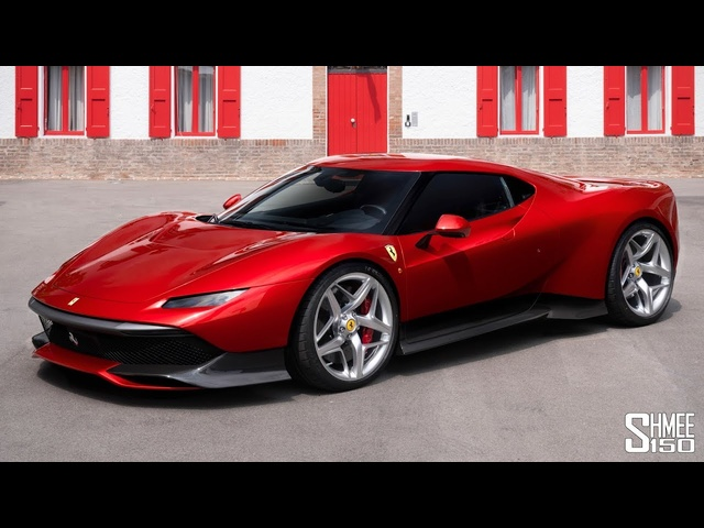 Ferrari SP38 Deborah - How Do You Buy a Special Project Ferrari?