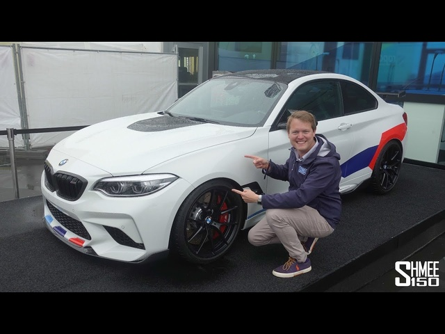 A New BMW M2 Competition is Joining the Team!