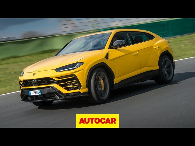<em>Lamborghini</em> Urus 2018 Review | new Lambo 4x4 driven on and off-road | Autocar