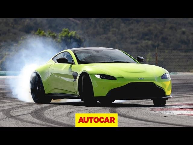 Aston Martin Vantage 2018 review | <em>Porsche</em> 911 rival driven | Autocar