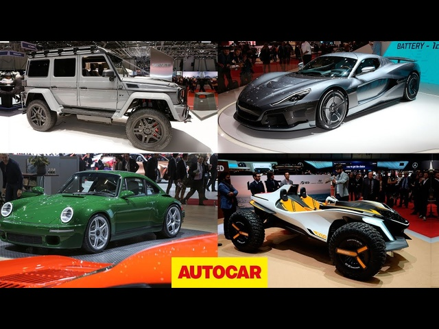 8 cars you might have missed: Geneva Motor Show 2018 | Autocar