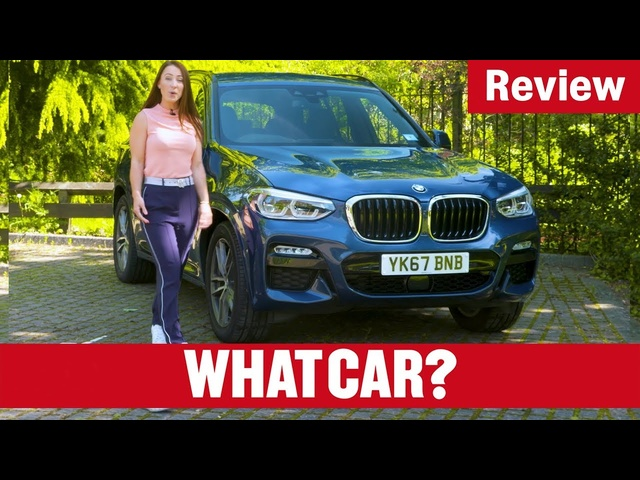 2018 BMW X3 SUV review - better than an Audi Q5? | What Car?
