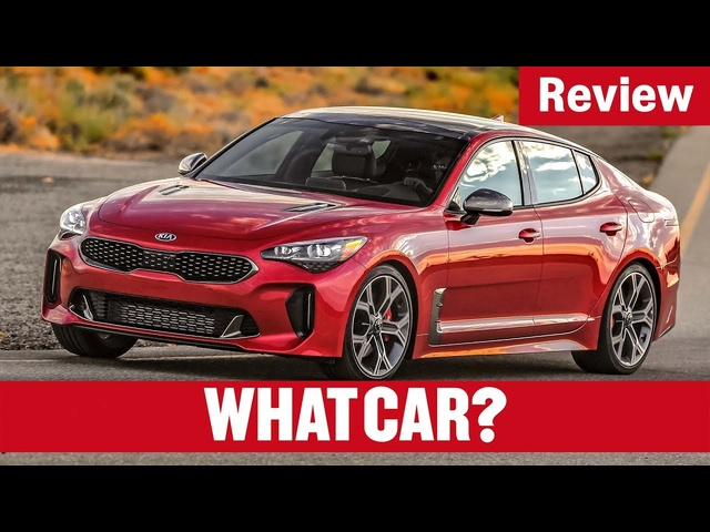 2018 <em>Kia</em> Stinger GT S Review | Better than an Audi S5? | What Car?