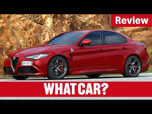 2020 Alfa Romeo Giulia Quadrifoglio review | What Car?