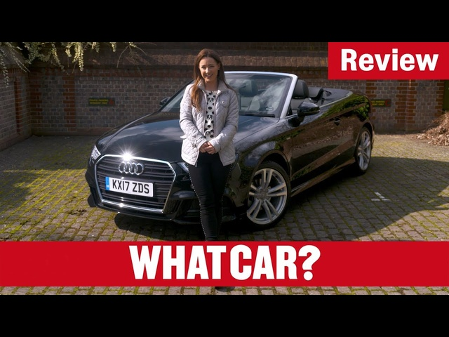 2019 <em>Audi</em> A3 Cabriolet review - the best small convertible? | What Car?