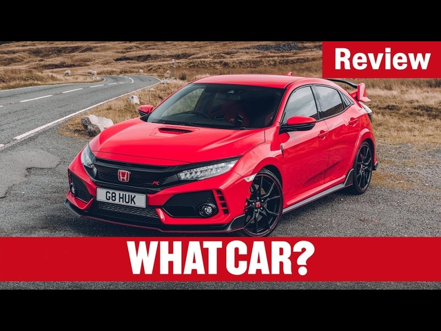 2020 <em>Honda</em> Civic Type R review | What Car?
