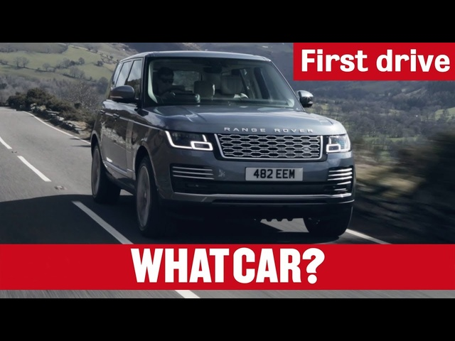 Range Rover P400e PHEV - luxury plug-in hybrid SUV review | What Car?
