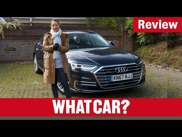 2019 <em>Audi</em> A8 review - the best luxury saloon on sale? | What Car?
