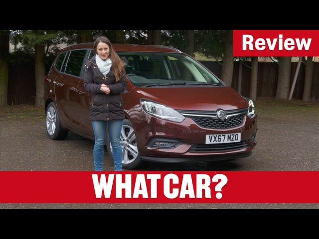 2019 <em>Vauxhall</em> Zafira Tourer MPV review | What Car?