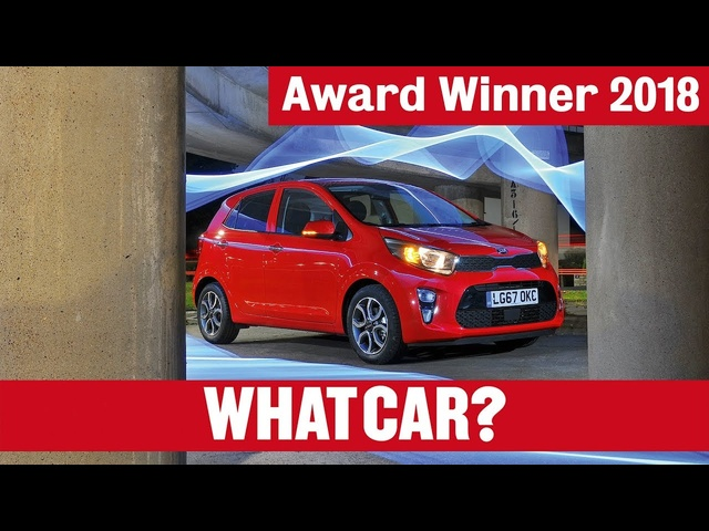 Kia Picanto – why it's our 2018 City Car of the Year | What Car? | Sponsored