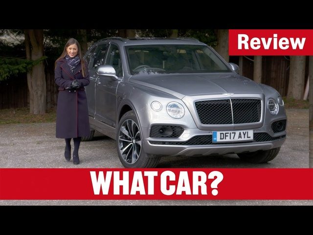 2020 <em>Bentley</em> Bentayga review – a luxury SUV to rival the Range Rover | What Car?