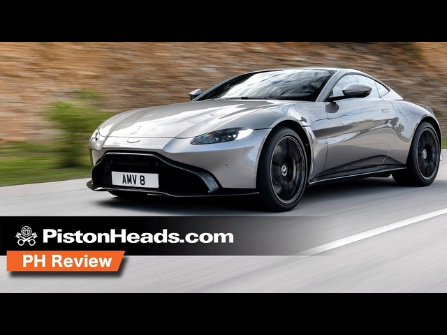2018 Aston Martin Vantage | PH Review | PistonHeads
