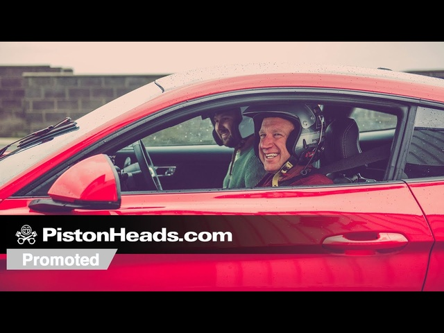 Promoted: Ford Mustang – Our Favourite Moments