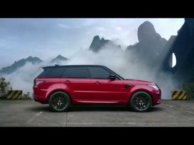 Range <em>Rover</em> Sport PHEV Dragon Challenge - official video