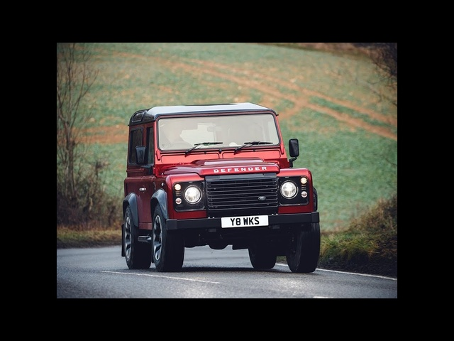 Land <em>Rover</em> 70th Anniversary Defender V8 - official video