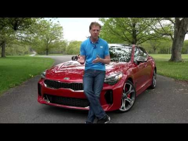 2018 Kia Stinger GT | Full Review | with Steve Hammes