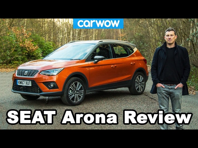 SEAT Arona SUV 2020 in-depth review | carwow Reviews
