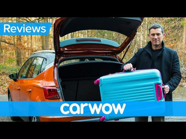 SEAT Arona SUV 2019 practicality review | Mat Watson Reviews