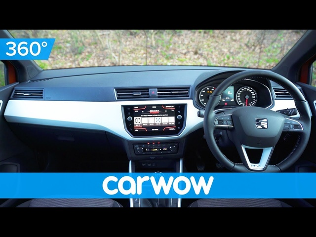 SEAT Arona SUV 2019 360 | Look Around