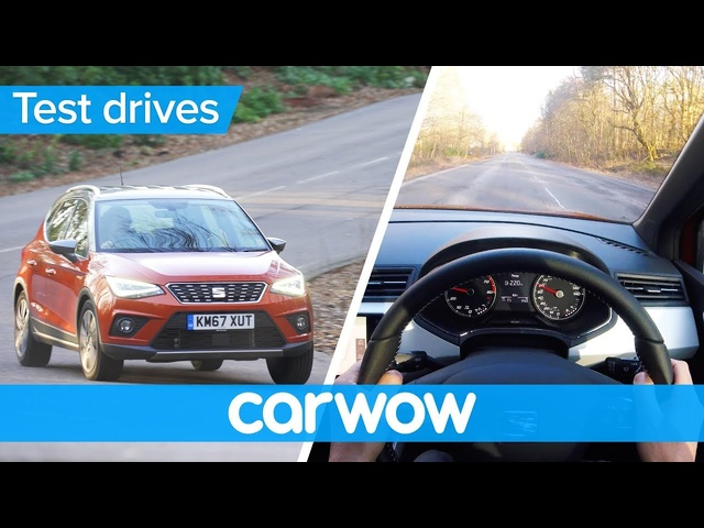 SEAT Arona SUV 2019 POV review | Test Drives