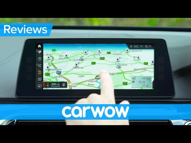 <em>BMW</em> 6 Series GT 2019 interior & infotainment review | Mat Watson Reviews
