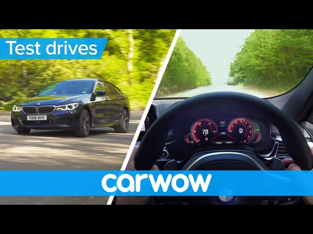 <em>BMW</em> 6 Series GT 2019 POV review | Test Drives