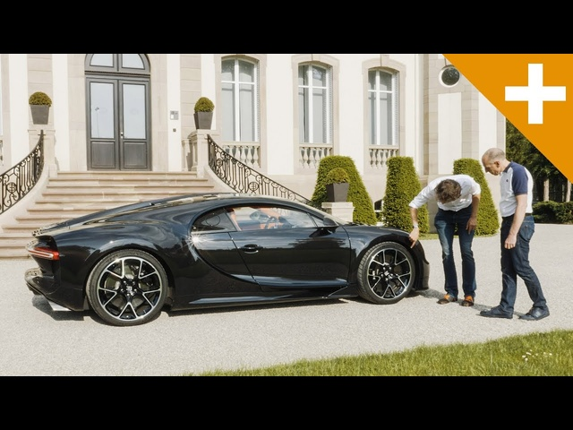 The Engineering Of Bugatti Chiron: Everything You Ever Wanted To Know - Carfection +