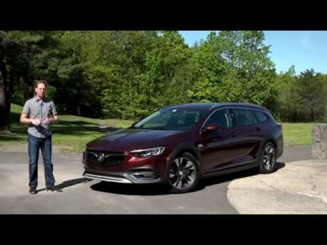 Buick Regal TourX 2018| Full Review | with Steve Hammes | TestDriveNow