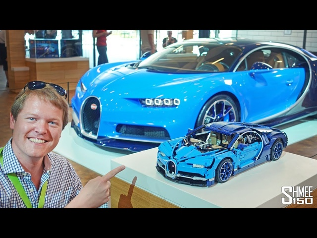 You Need The LEGO <em>Bugatti</em> Chiron! | FIRST LOOK