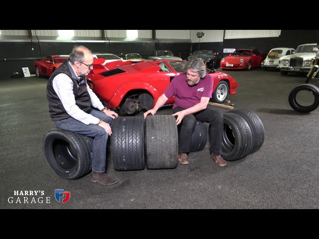 Geeks guide to choosing the right tyre for your classic car