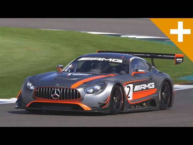 Mercedes-AMG GT3: Hot Lap With Bernd Schneider - Carfection +