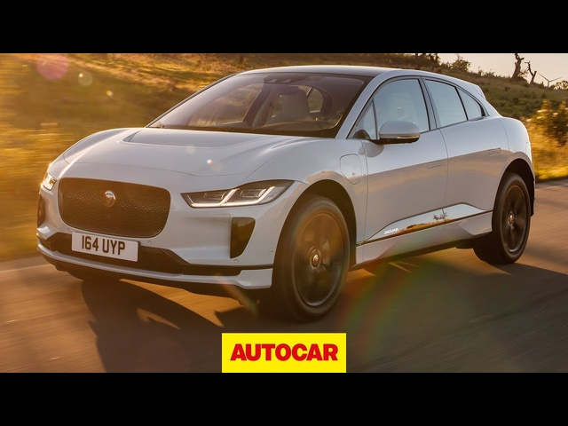 2018 <em>Jaguar</em> I-Pace Review - the ultimate all-electric SUV | Autocar