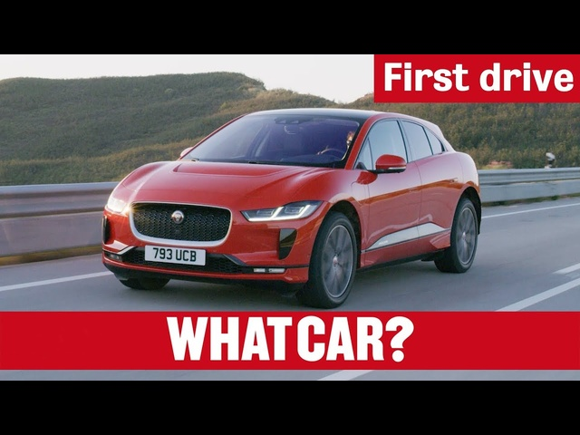 2018 <em>Jaguar</em> I-Pace review | What Car? first drive
