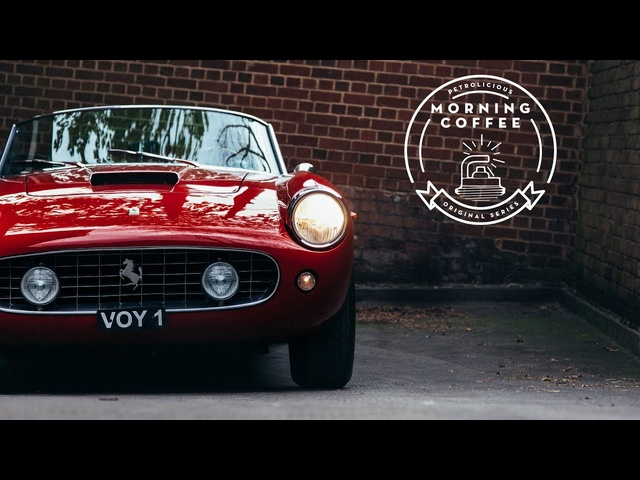 1961 Ferrari 250 California: A Drop-Top Espresso Shot