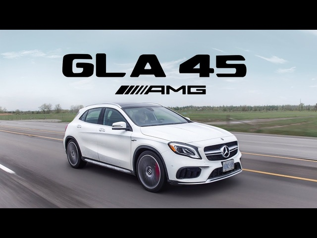2018 <em>Mercedes</em>-AMG GLA45 Review -Hot Hatch Sleeper Edition
