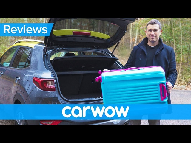 Kia Stonic SUV 2019 practicality review | Mat Watson Reviews