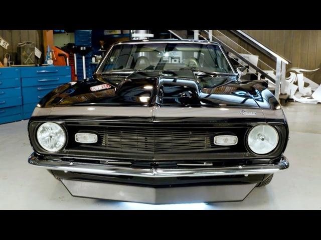"""Edelbrock Presents """"68 Camaro Install"""" with Car Fix – Vol. 1"""