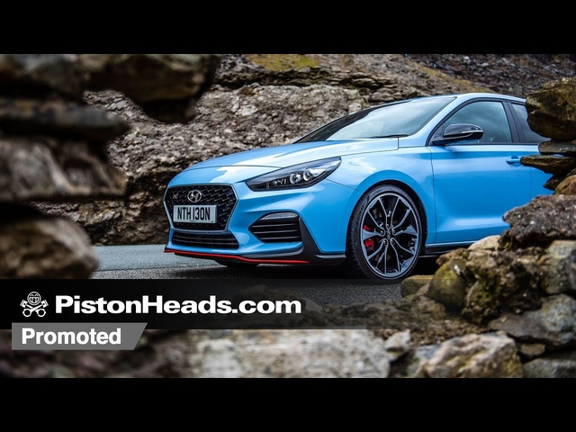 Promoted: Hyundai i30 N – From Track To Road | PistonHeads