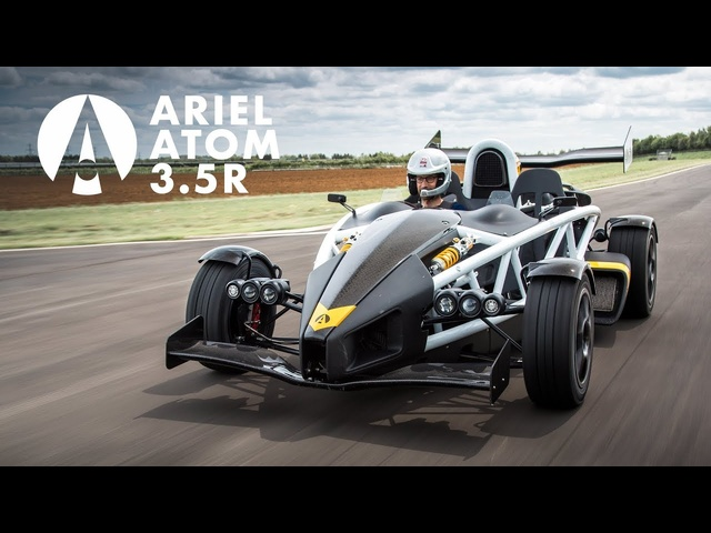 Ariel Atom 3.5R: The Best Light-Weight Track Car Ever? - Carfection