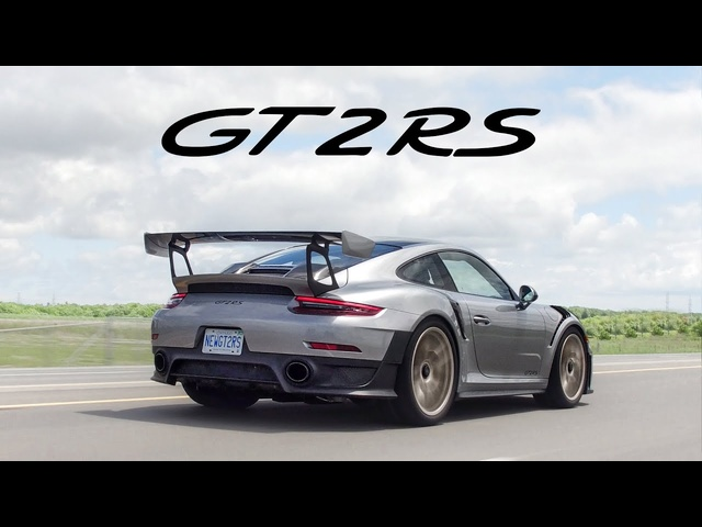 2018 Porsche 911 GT2RS Review - The Fastest Car In The World