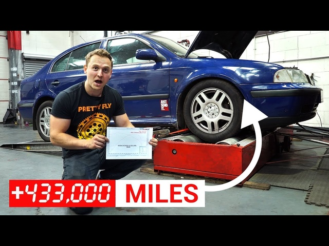 How Much Power Has Been Lost After 433,000 Miles?