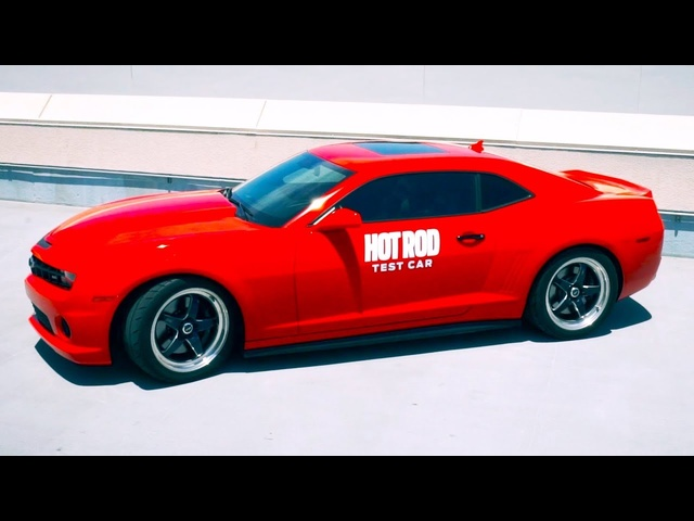 Edelbrock Presents: The Hot Rod Test Car – Vol. 1