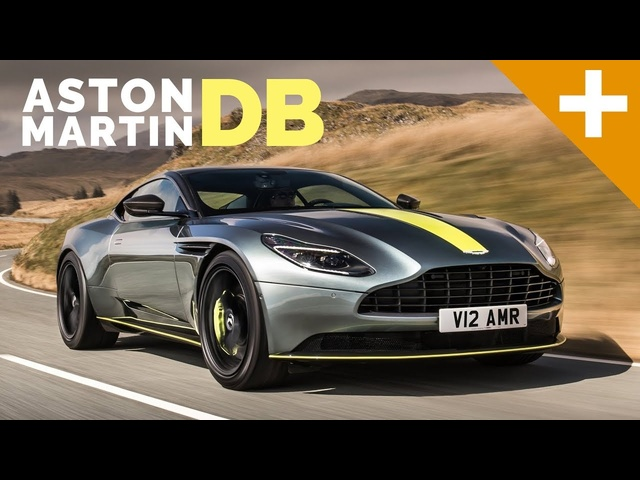 "What Does The ""DB"" in Aston Martin DB11 Mean? - Carfection"