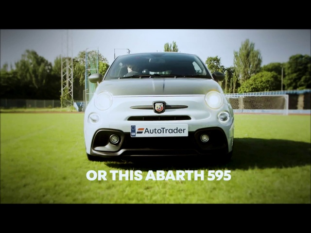 Win abrand new car with #AutoTraderGoals