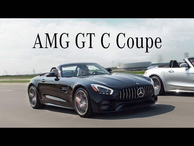 2018 Mercedes-AMG GT C Roadsters Review - Two Are Better Than One