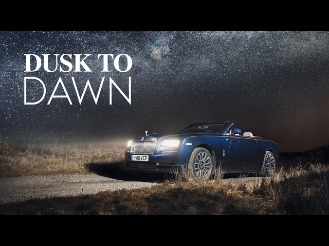 Rolls-Royce Dawn: Heavens Above - Carfection (4K)