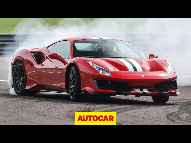 <em>Ferrari</em> 488 Pista 2019 review - 710bhp supercar on road and track | Autocar