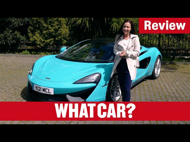 2018 McLaren 540C Review – more fun than an Audi R8? | What Car?